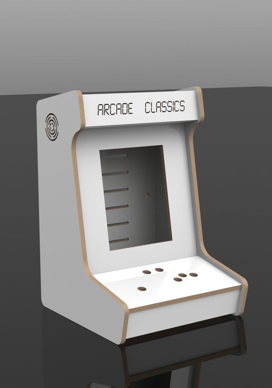 Bartop 1 Player - Arcadeworx USA